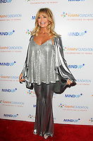 BEVERLY HILLS, CA, USA - NOVEMBER 21: Goldie Hawn arrives at Goldie Hawn's Inaugural 'Love In For Kids' Benefiting The Hawn Foundation's MindUp Program held at Ron Burkle's Green Acres Estate on November 21, 2014 in Beverly Hills, California, United States. (Photo by Celebrity Monitor)