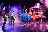 """Stephen Matthews<br /> appear in """"Strictly Ballroom the musical"""" at the Piccadilly Theatre, London<br /> <br /> ©Ash Knotek  D3396  17/04/2018"""