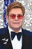 """Elton John<br /> arriving for the """"Rocketman"""" premiere in Leicester Square, London<br /> <br /> ©Ash Knotek  D3502  20/05/2019"""