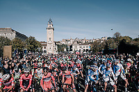 ready for the 111th Il Lombardia 2017 from Bergamo to Como (ITA) 247km