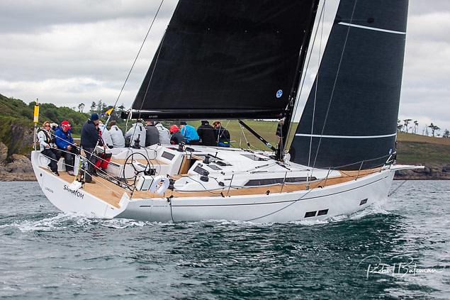 Irish Grand Soleil 44 Samaton, a sistership to the winning ORC Class B World Champion, Essential 44