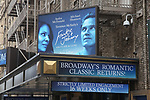 Frankie and Johnny in the Clair de Lune - Theatre Marquee