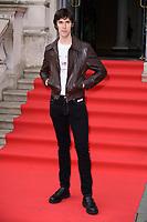 "Clym Evernden<br /> arriving for the premiere of ""The Wife"" at Somerset House, London<br /> <br /> ©Ash Knotek  D3418  09/08/2018"