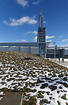 Athletics and Events Center, Ithaca College, Ithaca, New York, USA