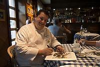 """Europe/France/Rhône-Alpes/01/Ain/Les Echets: Christophe Marguin restaurant """"Christophe Marguin"""""""