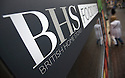 """24/04/16 <br /> <br /> BHS store in Stoke-on-Trent today.<br /> <br /> UK retailer BHS could file for administration as early as Monday, threatening 11,000 jobs. Sources close to the owners said that """"things don't look good"""".<br /> Talks are continuing with Sports Direct to buy some of BHS's 164 stores but it is understood any buyer would only do so if it did not have to take on its £571m pension deficit.<br /> Last year BHS was sold by the entrepreneur Sir Philip Green for £1.<br /> He had bought it for £200m in 2000.<br /> Its new owners, Retail Acquisitions, said they would deliver £160m of funding to help turn around the fortunes of the chain, but have not been able to raise the sum.<br /> <br /> <br /> All Rights Reserved: F Stop Press Ltd. +44(0)1335 418365   +44 (0)7765 242650 www.fstoppress.com"""