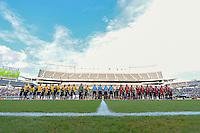 Action photo the match Brazil vs Haiti, Corresponding Group -B- America Cup Centenary 2016, at Citrus Bowl, Camping World, Stadium,<br /> <br /> Foto del partido Brasil vs Haiti, Correspondiente al Grupo -B-  de la Copa America Centenario USA 2016 en el Estadio Citrus Bowl, Camping World, en la foto: Seleccion de Brasil y Haiti<br /> <br /> 08/06/2016/MEXSPORT/ISAAC ORTIZ