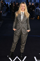 """Edith Bowman<br /> arriving for the premiere of """"The White Crow"""" at the Curzon Mayfair, London<br /> <br /> ©Ash Knotek  D3488  09/03/2019"""