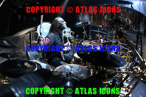 SLIPKNOT LIVE LOS ANGELES INGLEWOOD FORUM MARCH 7 2009