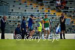 Killian Spillane, Kerry, during the Allianz Football League Division 1 Semi-Final, between Tyrone and Kerry at Fitzgerald Stadium, Killarney, on Saturday.