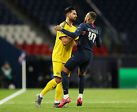 Paris St Germain's Neymar clashes with Borussia Dortmund's Emre Can    <br /> Photo Pool/Panoramic/Insidefoto