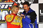 Feb 13, 2010; 10:23:55 PM; Barberville, FL., USA; The UNOH sponsored World of Outlaws event running the 39th Annual DIRTCar Nationals at Volusia Speedway Park.  Mandatory Credit: (thesportswire.net)