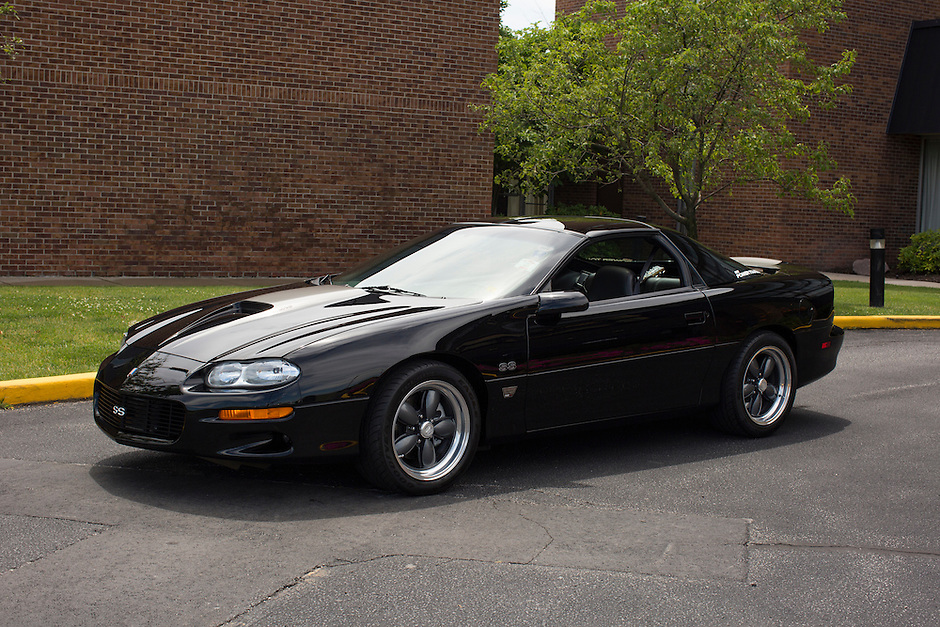 2001 Dealer Modified Camaro 1998-2002 Junior (#119) – 4th State Representative Chevy Show registered to Budd Gotting is pictured during 4th State Representative Chevy Show on Thursday, June 30, 2016, in Fort Wayne, Indiana. (Photo by James Brosher)