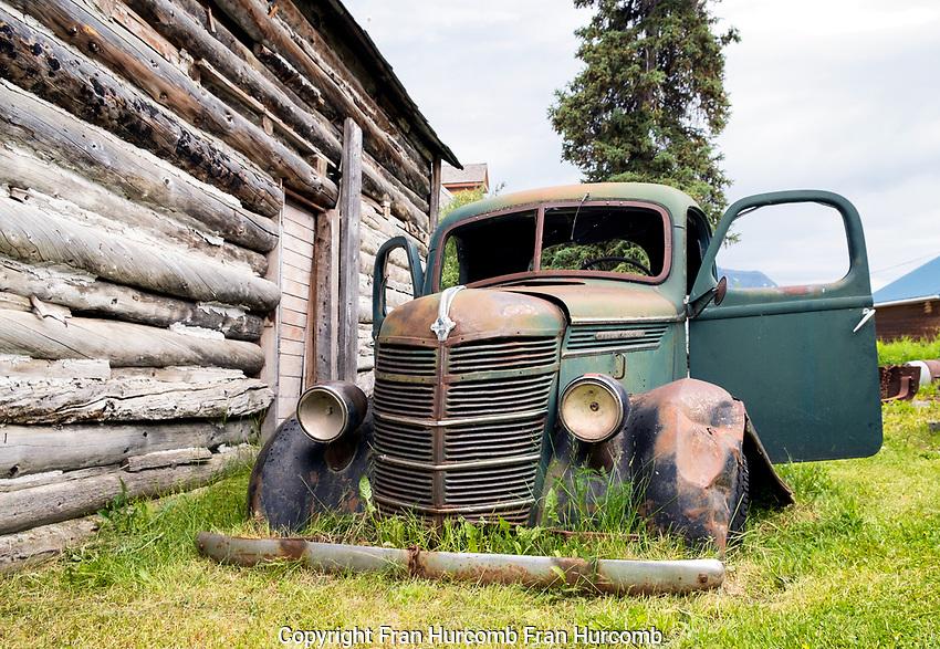 Atlin, classic truck