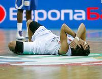 Spanish national basketball player Llull Sergio during final Eurobasket 2011 game between Spain and France in Kaunas, Lithuania, Sunday, September 18, 2011. (photo: Pedja Milosavljevic)