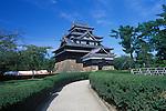 Asia, Japan, Shimane, Matsue, Matsue Castle