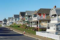 Oak Bluffs, Martha's Vineyard, Massachusetts, USA