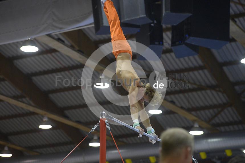 TURNEN: HEERENVEEN: 29-06-2018, IJsstadion Thialf, Podiumtraining , Epke Zonderland, ©foto Martin de Jong