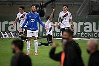 BELO HORIZONTE (MG) - 24/06/2021 - CRUZEIRO-VASCO - Gol de Morato -Partida entre Cruzeiro e Vasco, válida pela 6ª rodada do Campeonato Brasileiro da série B 2021, realizada no Estadio Mineirão, na cidade de Belo Horizonte, nesta quinta feira (24)