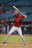 Arizona Diamondbacks Jazz Chisholm (2) during an instructional league game against the San Francisco Giants on October 16, 2015 at the Chase Field in Phoenix, Arizona.  (Mike Janes/Four Seam Images)