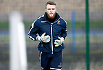 St Johnstone Training…….24.01.20<br />Zander Clark pictured training this morning at McDiarmid Park ahead of tomorrow's game against Kilmarnock.<br />Picture by Graeme Hart.<br />Copyright Perthshire Picture Agency<br />Tel: 01738 623350  Mobile: 07990 594431