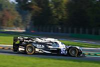 #24 ALGARVE PRO RACING (PRT) ORECA 07 GIBSON LMP2 HENNING ENQVIST (SWE) ARJUN MAINI (IND)  JON LANCASTER (GBR)