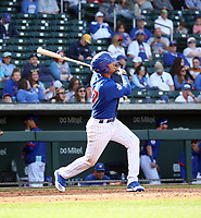 Luis Verdugo - Chicago Cubs 2020 spring training (Bill Mitchell)