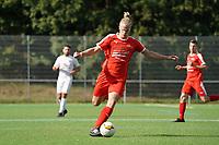 Luca Gerlach (Büttelborn) - Büttelborn 19.09.2021: SKV Büttelborn vs. SG Riedrode, Gruppenliga