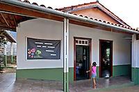 Escola Municipal Marilia de Dirceu em Tiradentes. Minas Gerais. 2013. Foto de Ana Druzian.