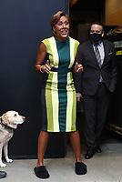 NEW YORK, NY- June 08: Robin Roberts seen at ABC studios in New York City on June 08, 2021. Credit: RW/MediaPunch