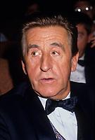 EXCLUSIVE FILE PHOTO -   ll'acteur francais Jean Lefebvre<br />  vers 1986<br /> <br /> PHOTO :   Agence quebec Presse