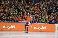 SPEEDSKATING: HEERENVEEN: 11-01-2020, IJsstadion Thialf, European Championship distances, 5000m Men, European champion Patrick Roest (NED), ©foto Martin de Jong