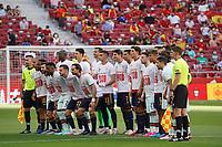 4th June 2021; Madrid, Spain International football friendly, Spain versus Portugal,  Spain national team, Nationalteam during the friendly match between Spain and Portugal played at Wanda Metropolitano Stadium