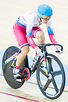 Anastasiia Voinova of Russia competes in the Women's Keirin - 1st Round during the 2017 UCI Track Cycling World Championships on 16 April 2017, in Hong Kong Velodrome, Hong Kong, China. Photo by Chris Wong / Power Sport Images