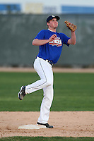 January 16, 2010:  John Monnig (Springboro, OH) of the Baseball Factory Great Lakes Team during the 2010 Under Armour Pre-Season All-America Tournament at Kino Sports Complex in Tucson, AZ.  Photo By Mike Janes/Four Seam Images
