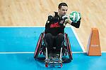 Patrice Dagenais, Rio 2016 - Wheelchair Rugby // Rugby En Fauteuil roulant.<br /> Canada vs Japan in the Wheelchair Rugby bronze medal final // Le Canada contre le Japon dans la finale pour la médaille de bronze du rugby en fauteuil roulant. 18/09/2016.