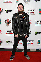 LOS ANGELES, CA, USA - OCTOBER 26: Rob Nicholson, Blasko arrives at An Evening Of Art With Billy Morrison And Joey Feldman Benefiting The Rock Against MS Foundation held at Village Studios on October 26, 2014 in Los Angeles, California. (Photo by David Acosta/Celebrity Monitor)