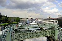 - Milano, Naviglio Grande, ponte mobile Richard Ginori<br /> <br /> - Milan, Naviglio Grande canal, Richard Ginori mobile bridge