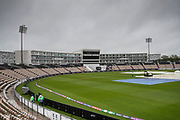 Weather and forecast grim for the opening day of the WTC Final during India vs New Zealand, ICC World Test Championship Final Cricket at The Hampshire Bowl on 18th June 2021