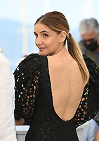 CANNES, FRANCE. July 10, 2021: Clotilde Courau at the photocall for Benedetta at the 74th Festival de Cannes.<br /> Picture: Paul Smith / Featureflash