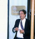 GIOVANNI MINOLI<br /> RISTORANTE AL BOLOGNESE ROMA 2002
