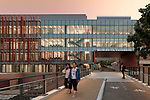 Bryan Hall & Forest Park Parkway Pedestrian Bridge<br />