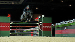 Michael Whitaker of United Kingdom riding Valentin R in action during the Gucci Gold Cup as part of the Longines Hong Kong Masters on 14 February 2015, at the Asia World Expo, outskirts Hong Kong, China. Photo by Johanna Frank / Power Sport Images