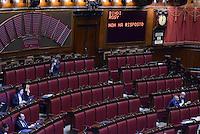 Roma, 30 Aprile 2015<br /> Rosy Bindi non ha risposto<br /> Votata le seconda fiducia alla Legge elettorale