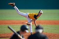 Ryan Kennedy (31) during the WWBA World Championship at Terry Park on October 11, 2020 in Fort Myers, Florida.  Ryan Kennedy, a resident of Manassas, Virginia who attends Charles J. Colgan Sr. High School, is committed to Virginia Tech.  (Mike Janes/Four Seam Images)