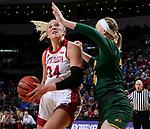 South Dakota vs North Dakota State Women - The Summit League Basketball Tournament