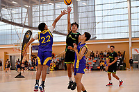 Basketball – CSW 3?3 Senior Tournament at Walter Nash, Lower Hutt, New Zealand on Thursday 18 March  2021. <br /> Photo by Masanori Udagawa. <br /> www.photowellington.photoshelter.com