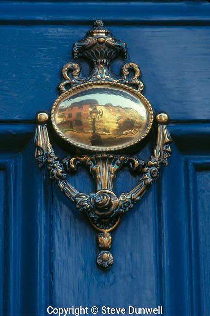 Door knocker, Beacon Hill, Boston, MA