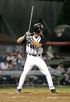 August 25, 2003:  Justin Harris of the Williamsport Crosscutters during a game at Bowman Field in Williamsport, Pennsylvania.  Photo by:  Mike Janes/Four Seam Images