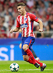 Atletico de Madrid's Lucas Hernandez during Champions League 2017/2018, Group C, match 2. September 27,2017. (ALTERPHOTOS/Acero)